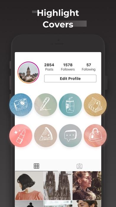 inStory - Insta Story Maker app image