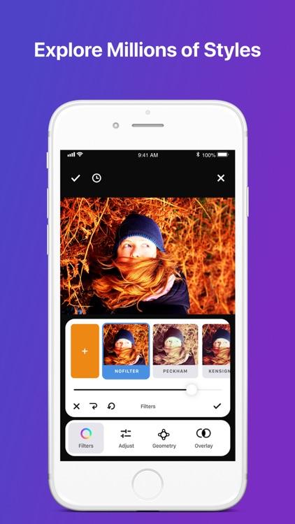 Infltr - Infinite Filters screenshot-3