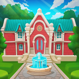 Matchington Mansion Games app