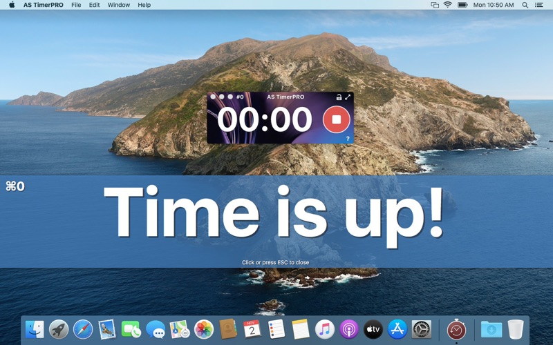 AS TimerPRO for Mac