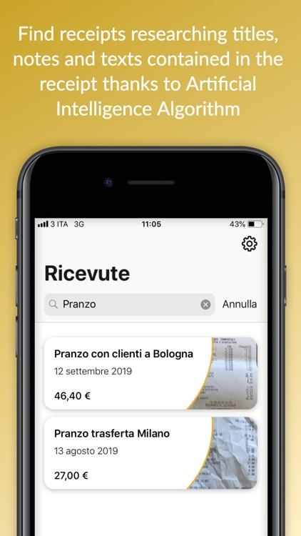 Receipt Tracker Smart Receipts screenshot-8