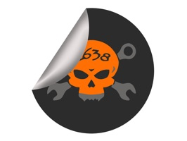 Express your FRC Team 2638 spirit with team members, family, and friends with this sticker pack