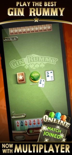 Gin Rummy Royale On The App Store