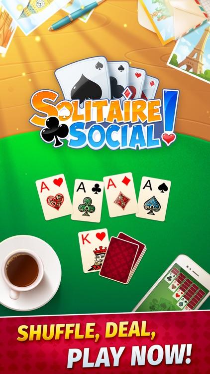 Solitaire Social: Classic Game screenshot-5
