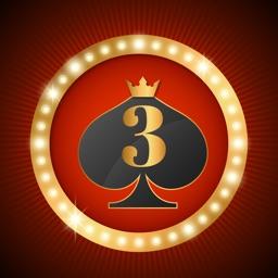Three of Spade