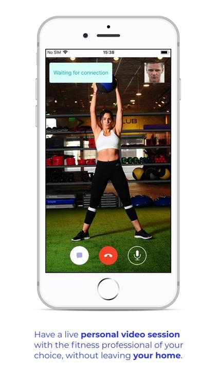 Fitness Pro Live screenshot-5