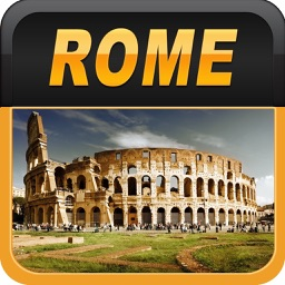 Rome Offline Map Travel Guide