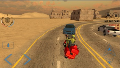 Motorbike Driving Simulator 3Dのおすすめ画像2