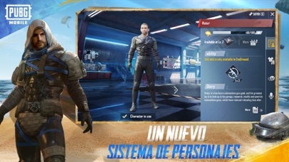 Screenshot for PUBG MOBILE in Argentina App Store