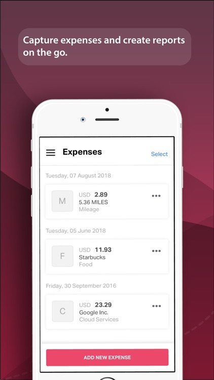 Fyle: Expense Reports screenshot-0