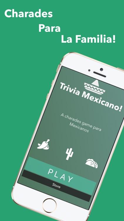 Trivia Mexicano! - Charades