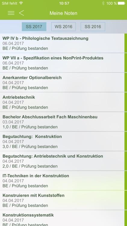 Universität Wuppertal screenshot-5