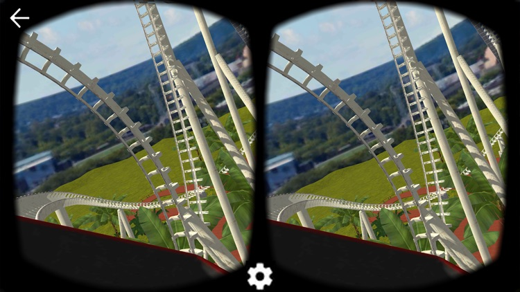 Roller Coaster VR Theme Park screenshot-6