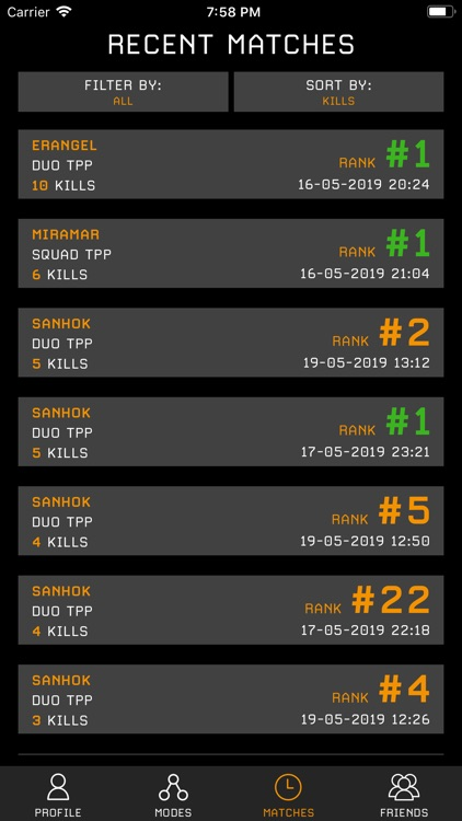 Stats Tracker for PUBG screenshot-6