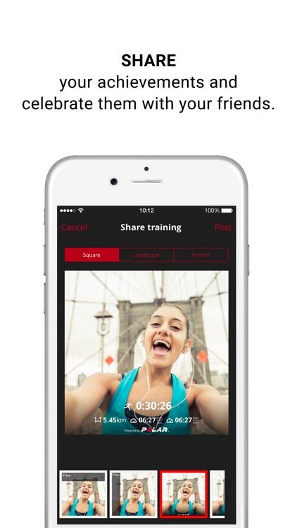 Polar Beat: Running & Fitness screenshot-5