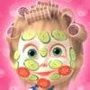 マーシャとくま: 美容院とメイクアップゲーム