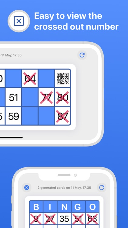 bingo!! cards screenshot-4