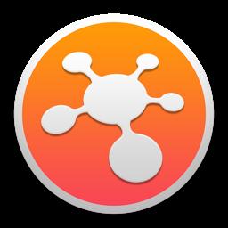 Ícone do app iThoughtsX (mindmap)