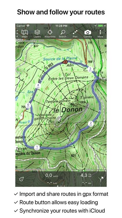 Topo GPS France screenshot-3