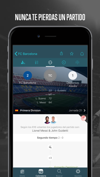 Screenshot for Forza Football in Peru App Store