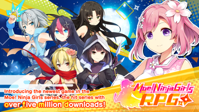 Moe! Ninja Girls RPG: SHINOBI free Jewels hack
