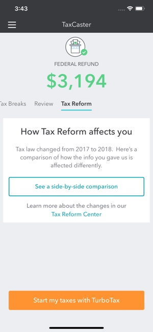 TaxCaster: Tax Calculator on the App Store