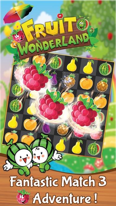 Fruit Wonderland: Match 3 Game screenshot three