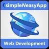 Web Development - A simpleNeasyApp by WAGmob