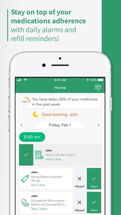 Healthera NHS Prescription App