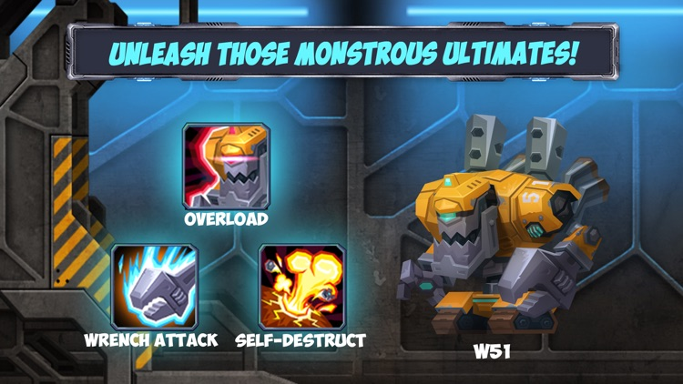 Tactical Monsters Rumble Arena screenshot-3