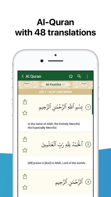 Athan: Prayer Times & Al Quran screenshot-3
