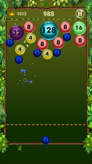 Bubble Shoot n Merge screenshot 3
