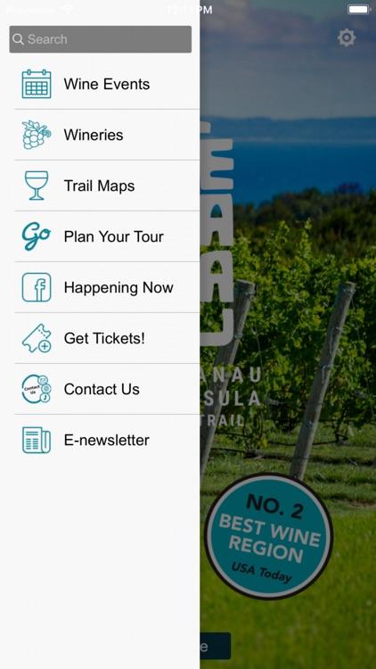 Leelanau Peninsula Wine Trail
