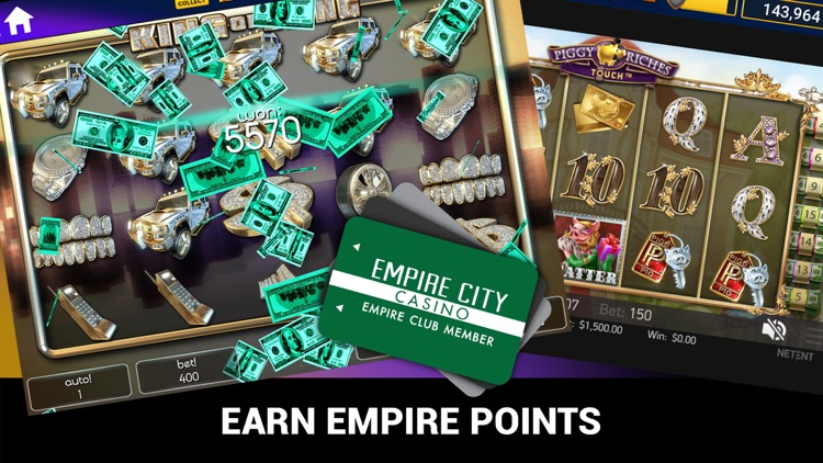 Empire City Casino Slots screenshot-3