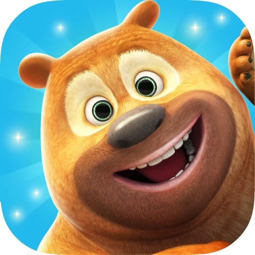 我的熊大熊二app icon图