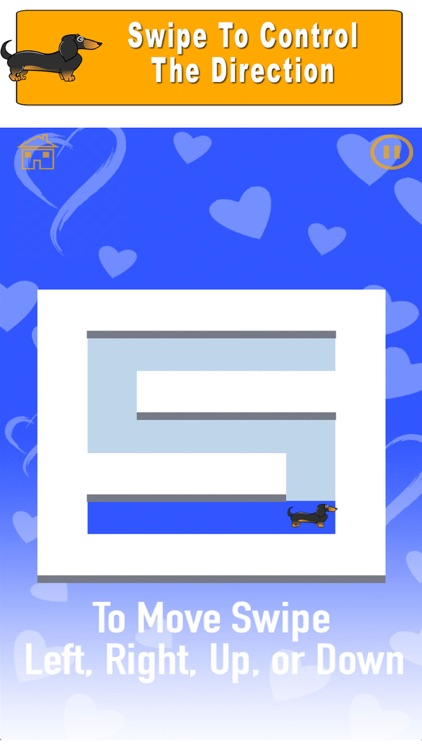 Dachshund Maze Game Doxie Game screenshot-5