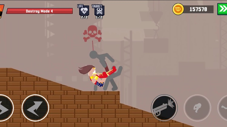 Stick Destruction screenshot-6