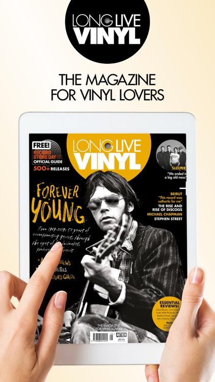 Long Live Vinyl