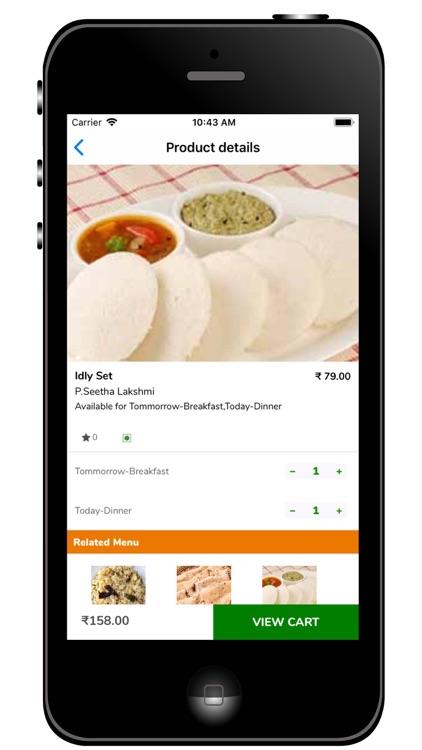 Fooddoo screenshot-5