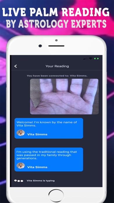 My Palm Reader & Horoscopes screenshot two