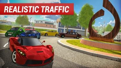 Roundabout 2: City Driving Simのおすすめ画像1