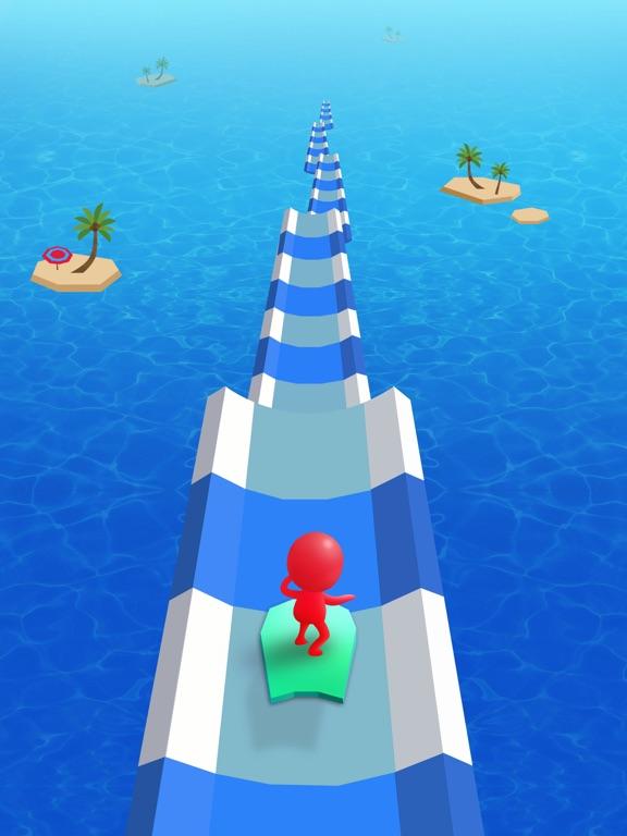 Water Race 3D screenshot #1