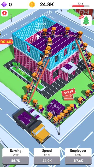 Idle Construction 3D screenshot 7