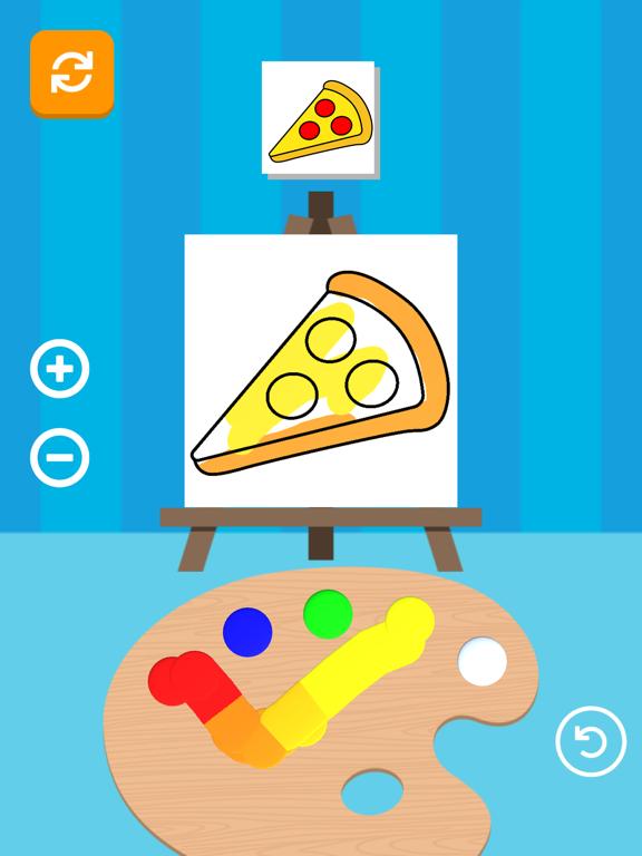 iPad Image of Mix & Paint
