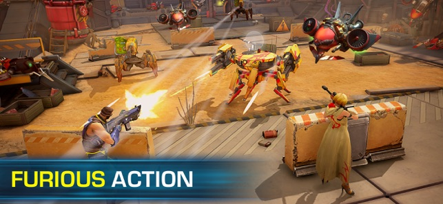 Mod Game Evolution 2: Battle for Utopia for iOS