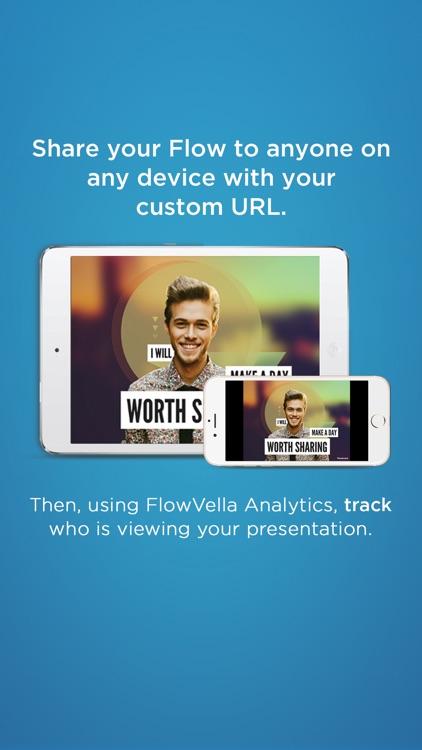 FlowVella Presentation App screenshot-4