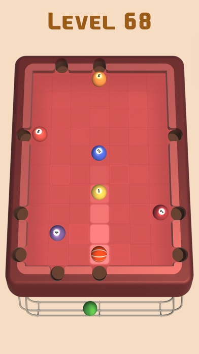 Screenshot for Flick Pool Star in United States App Store