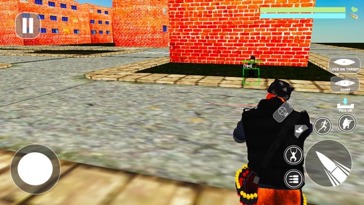 Fire Ground Battle : Survival