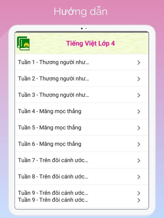 Tieng Viet 345 screenshot 5