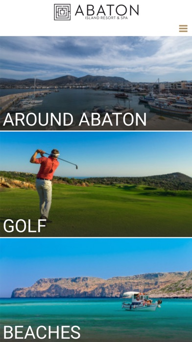 Abaton Island Resort & Spa screenshot 1